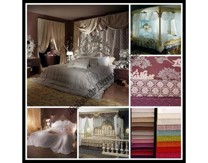 Döşemelik Kumaş-Yatak Odası Kumaşları