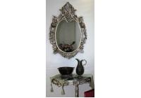 Gümüş Varak Ayna