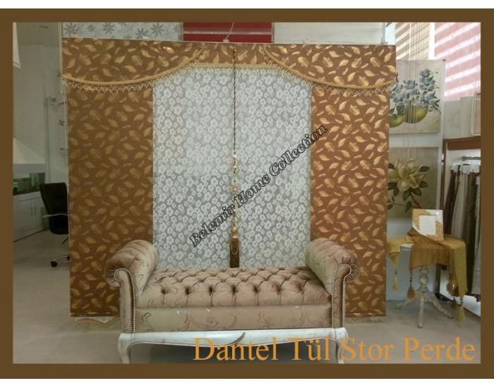 Villa Dantel Stor Perde