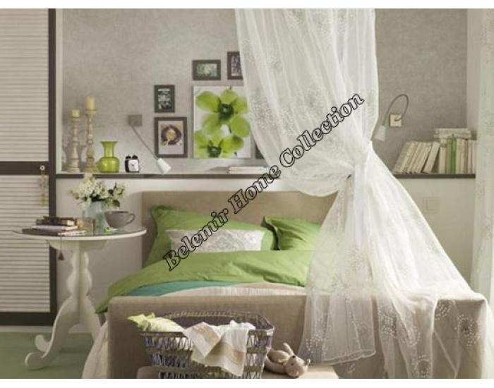Yatak Odası Pileli Tül 2