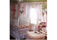 Bebek Odası Pileli Tül