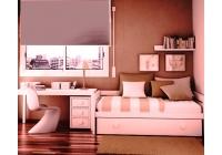Oturma Odası Polyester Stor Perde