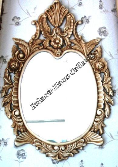 Bronz Varak Ayna
