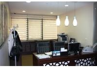 Ofis Bambu Zebra Perde