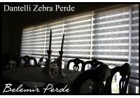 Dantel Zebra Perde 76