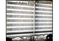Dantel Zebra Perde 77