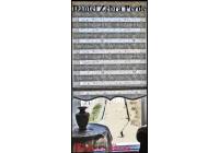 Dantel Zebra Perde 79