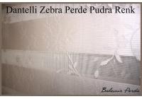 Dantel Zebra Perde 84