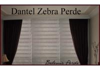 Dantel Zebra Perde 87