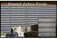 Dantel Zebra Perde 90