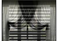 Kruvaze Tül + Zebra Perde