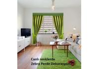 Fon Perde + Zebra Perde 10
